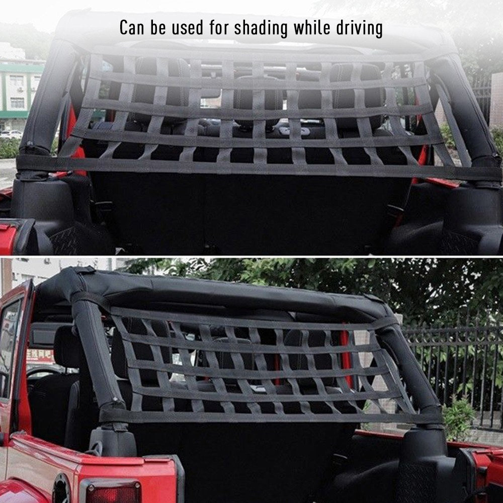 Go2Funlive Car Roof Top Soft Cover Rest Bed Hammock For Jeep Wrangler Jk 07-18