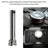 Go2Funlive Shaft Axis Joystick Replacement Controller Rotary Switch Button Scroll Knob Shaft Repair Kit For Benz C-Class W204