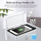 Go2Funlive Usb Portable Aroma Uv Sterilizer Box Mobile Phone Cleaner Ultraviolet Disinfection Underwear Briefs Uv Sterilizer