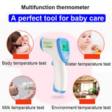 Go2Funlive Non Contact Infrared Thermometer Body Temperature Fever Digital Measure Tool For Baby Adult
