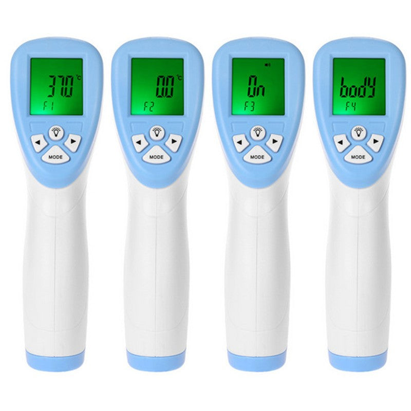 Non Contact Infrared Thermometer Body Temperature Fever Digital Measure Tool for Baby Adult