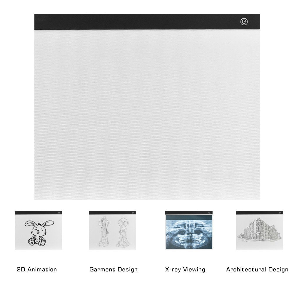 Go2Funlive A3 Large-Size Light Box Led Artcraft Tracing Light Pad