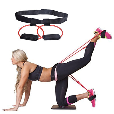 Fitness Booty Butt Training Band - The Ultimate Gamers
