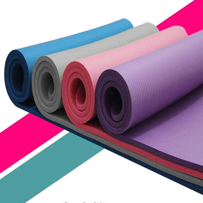 Yoga Mats Small 15 mm Thick And Durable Yoga Mat - The Ultimate Gamers