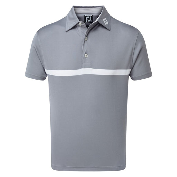Eng Nailhead Jacquard Polo Shirt - Millicent Crest Left Chest