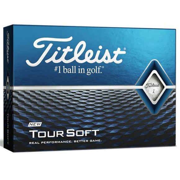 Titleist Tour Soft - Sleeve