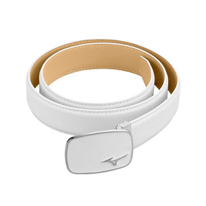 Mizuno - Plain Leather Belt