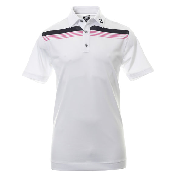 FootJoy Chestband Golf Shirt