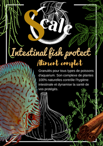 Vermifuge naturel pour poisson d'aquarium - Intestinal Fish Protect