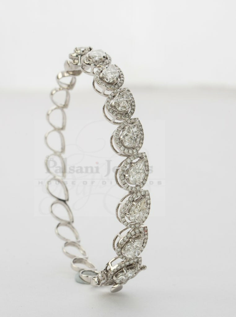 Enchanted Diamond Bracelet