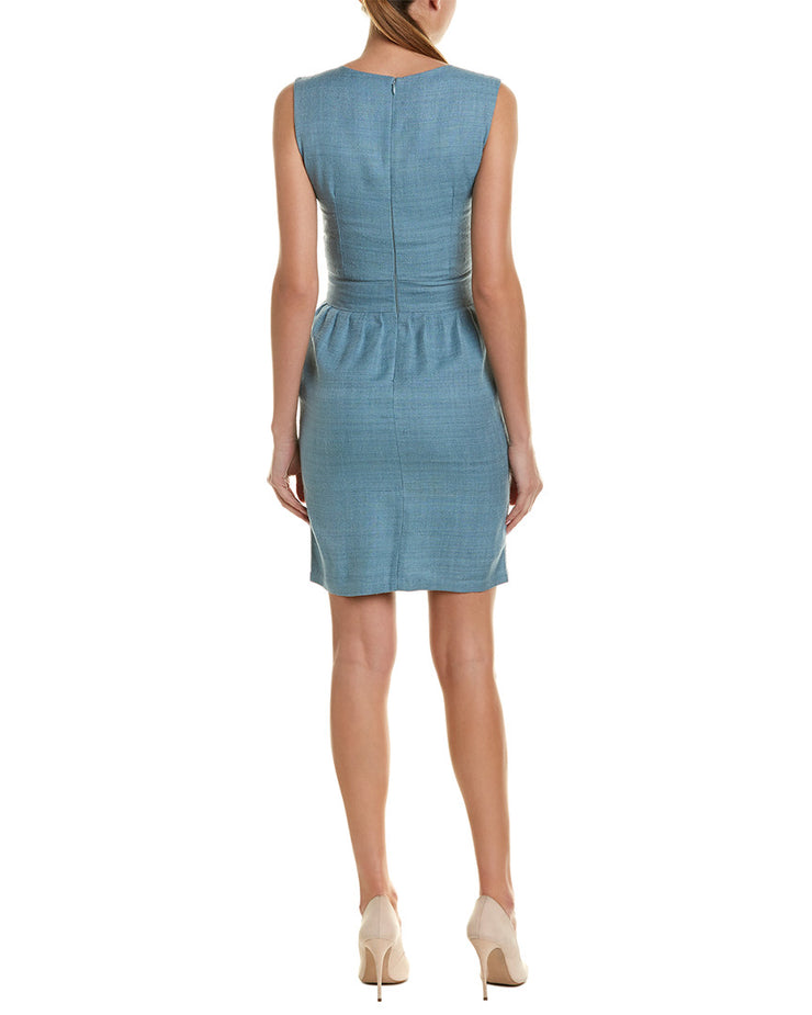 Cynthia Rowley Silk Sheath Dress