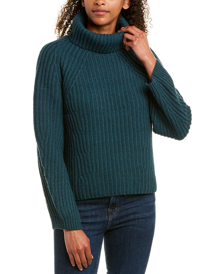 BROCHU WALKER Wool & Cashmere-Blend Sweater