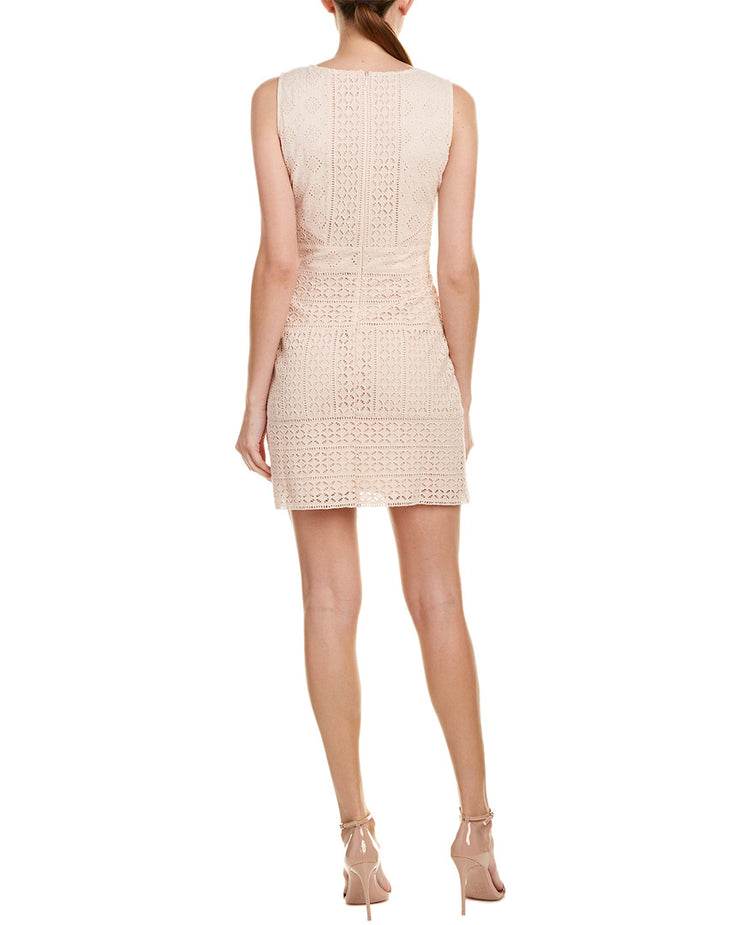 French Connection Schiffley Summer Cage Sheath Dress