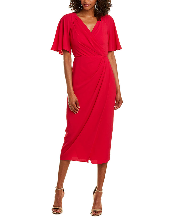 Maggy London Midi Dress