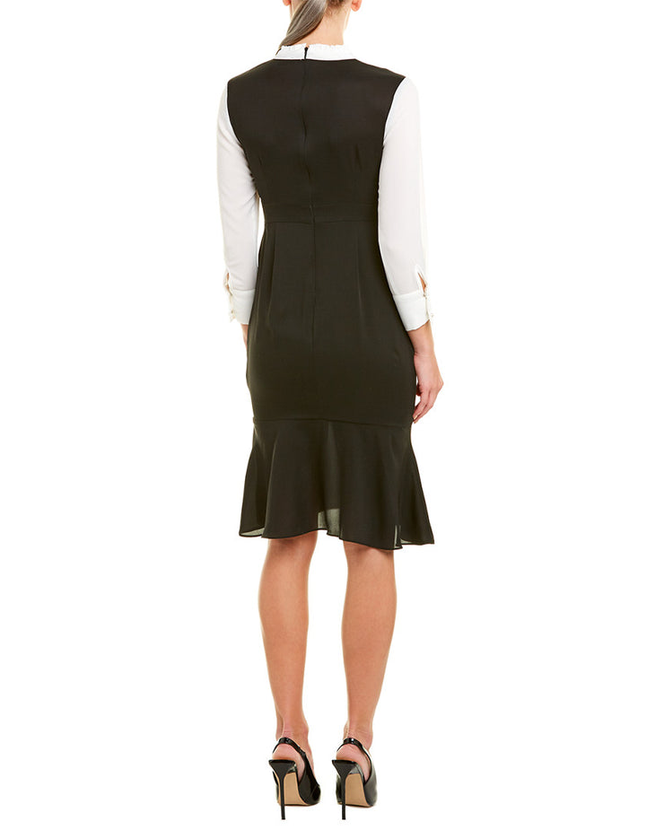 Y&M Sheath Dress