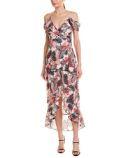 Sarah Woodz Casual Maxi Dress
