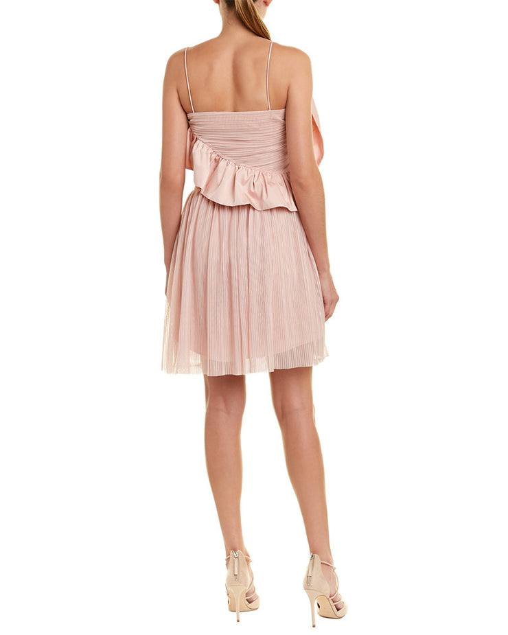 PINKO Rotazione Cocktail Dress