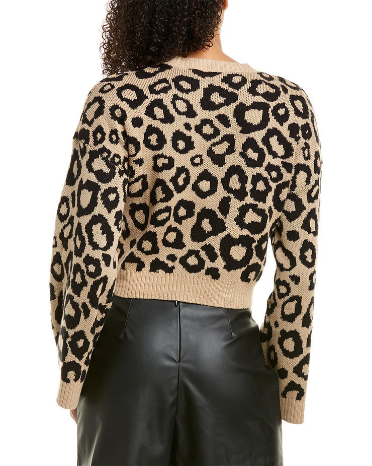 BCBGeneration Crop Sweater