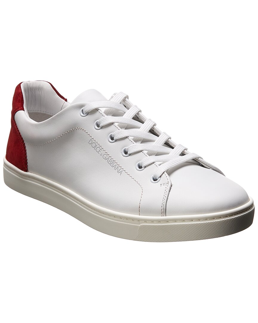 Dolce & Gabbana Leather & Suede Sneaker