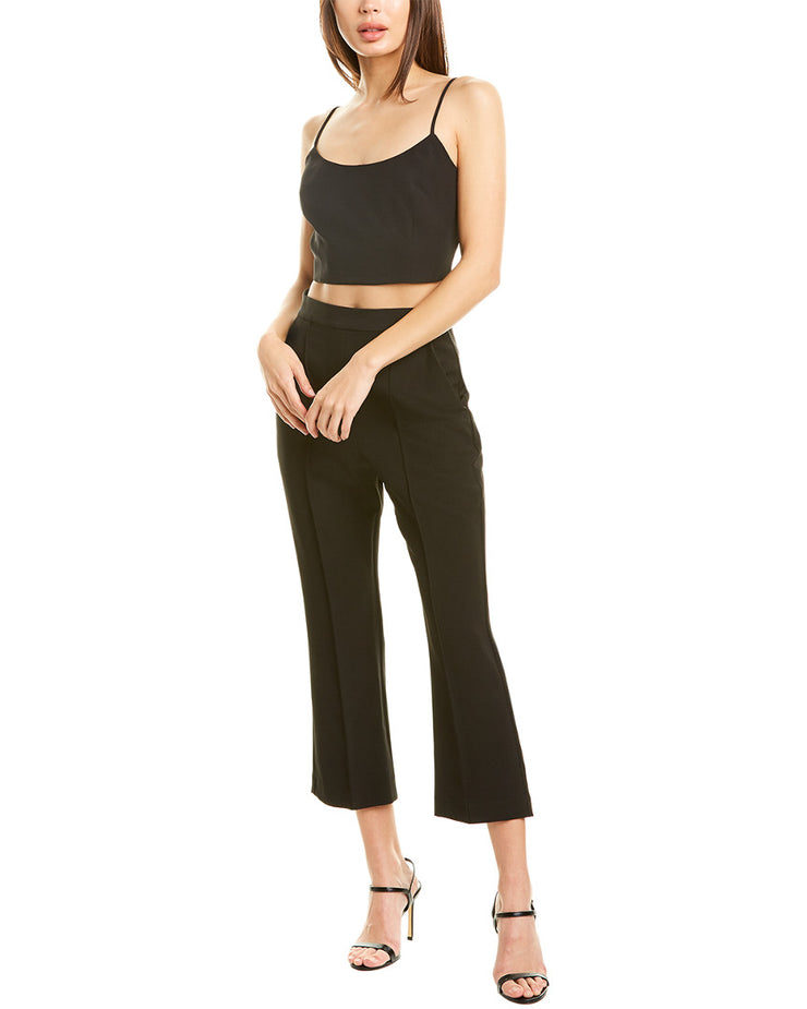 Black Halo Trish 2pc Jumpsuit