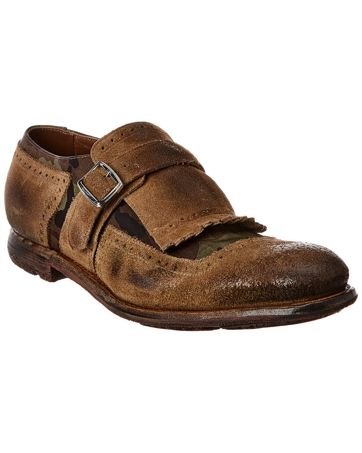 Church's Shangai Camo Suede Loafer