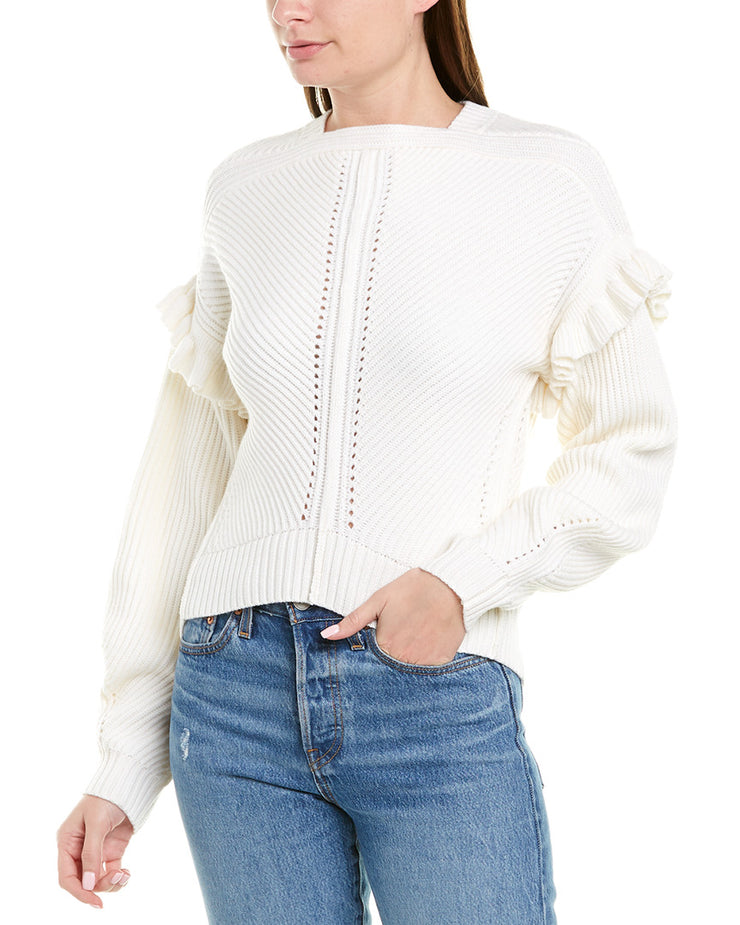 Jason Wu Cashfeel Wool Sweater