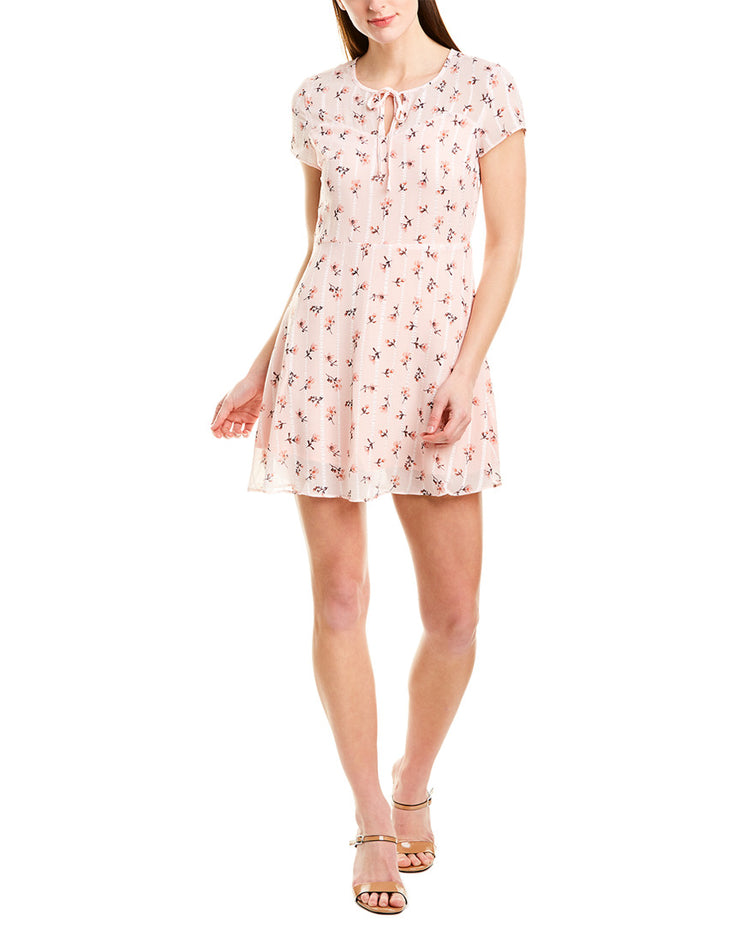 Line & Dot Malte A-Line Dress