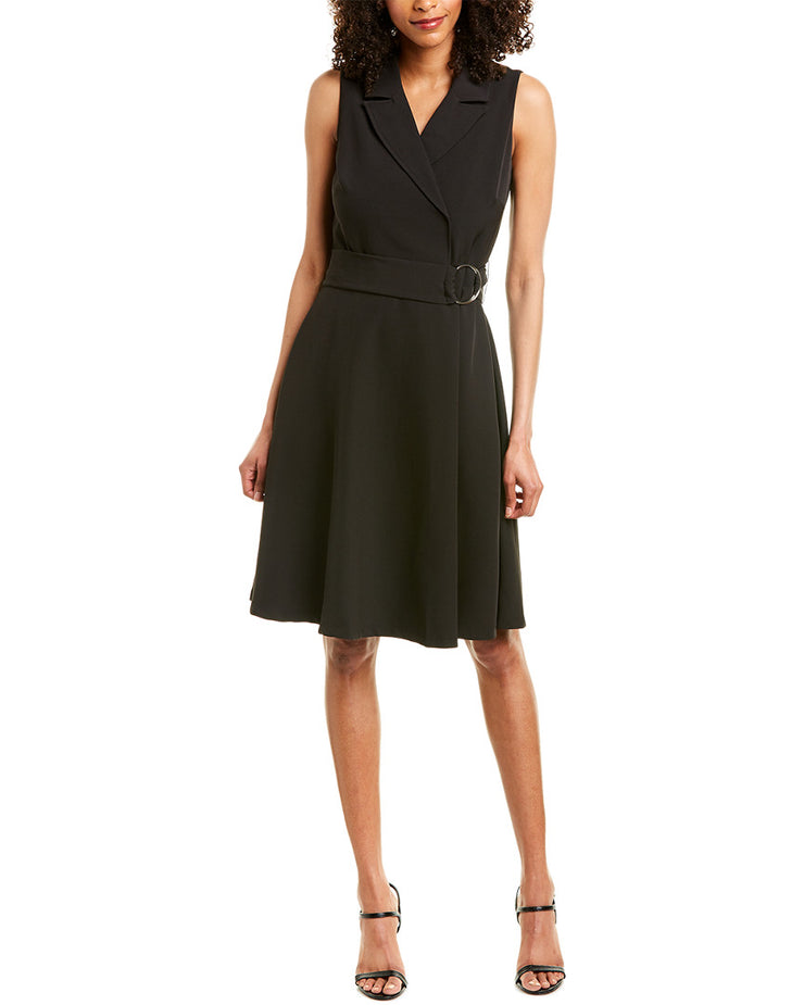 T Tahari A-Line Dress