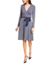 Leota Faux Wrap Dress