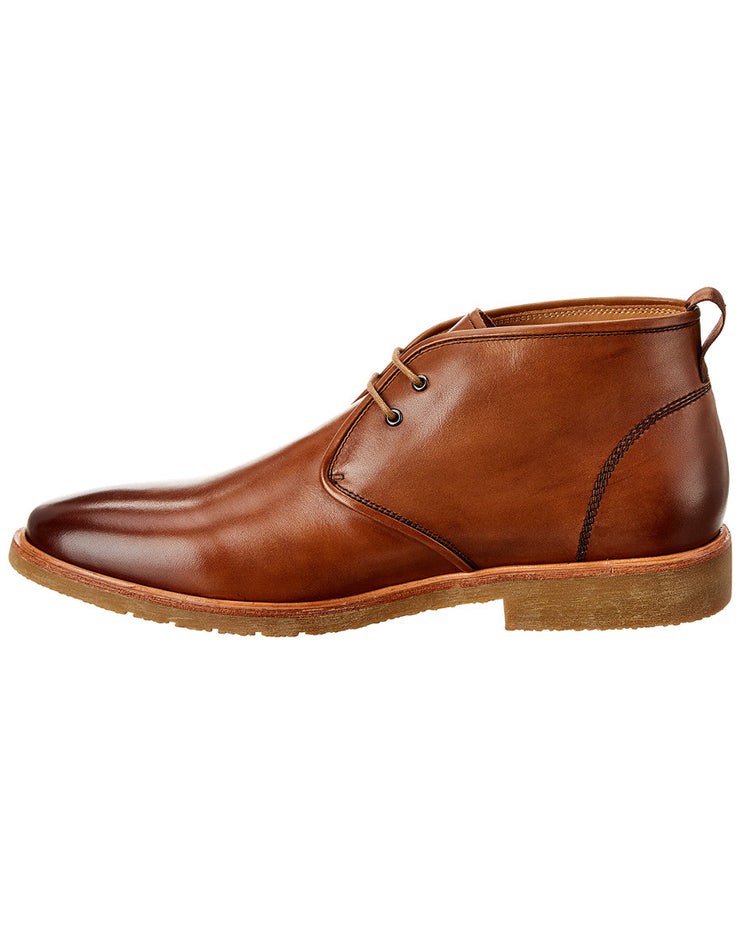 Warfield & Grand Chase Leather Chukka Boot