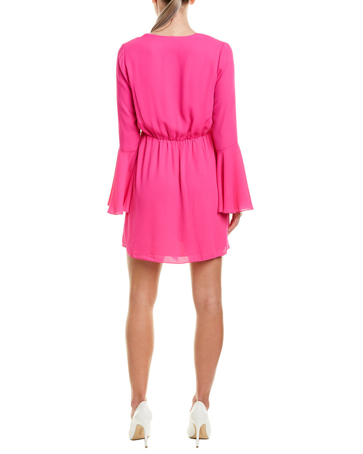 Jay Godfrey Draped Mini Dress