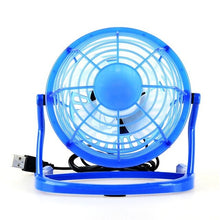 Load image into Gallery viewer, USB Ventilator Mini Tisch Venti Fan Computer Notebook Laptop For Home Office Fan