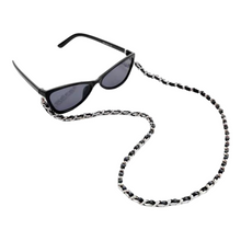 Load image into Gallery viewer, Silver Link Eye Glass Chains