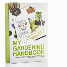 Load image into Gallery viewer, My Gardening Handbook: Horticulture Reference Book