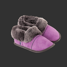 Load image into Gallery viewer, Lazy Bones Sheepskin Slippers