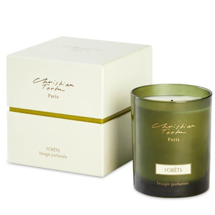 Christian Tortu 190g Scented Candle Forests