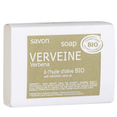 Le Comptoir Bio 100g Bar Soap Verbana