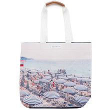 Load image into Gallery viewer, French Riviera Tote Bag