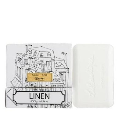 Lothantique 200g Bar Soap - Linen