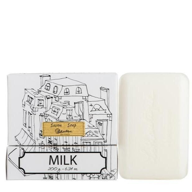 Lothantique 200g Bar Soap - Milk