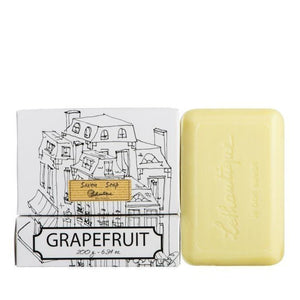 Lothantique 200g Bar Soap - Grapefruit