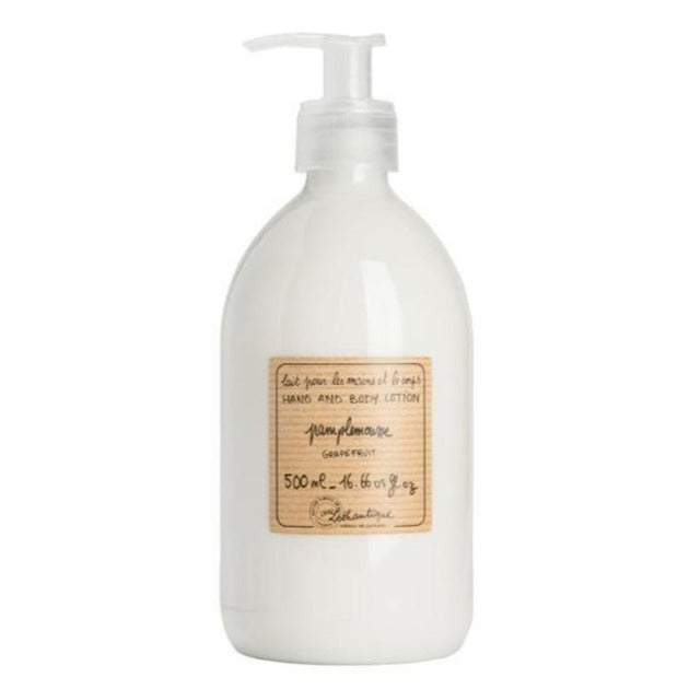 Lothantique 500mL Hand & Body Lotion - Grapefruit