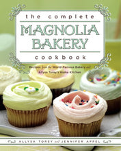 Load image into Gallery viewer, The Complete Magnolia Bakery Cookbook: Recipes from the World-Famous Bakery and Allysa Torey's Home Kitchen - ARRIVING DEC. 1ST