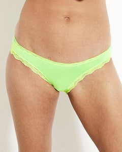 Pastel Neon Knickers Set of 4