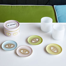 Load image into Gallery viewer, LeWink Coasters | Multicoloured