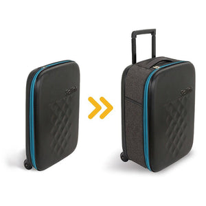 "Flex 21"" Foldable Carry-On Luggage"
