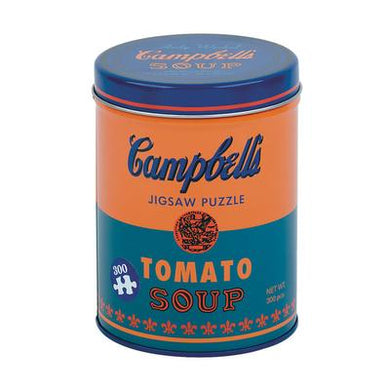 Soup Can Orange 300 Pc Puzzle