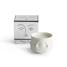 Load image into Gallery viewer, Muse Blanc Candle | White