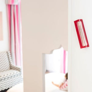 Small Mezuzah - Red