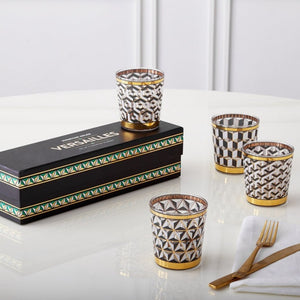 Boxed Versailles Glassware Set